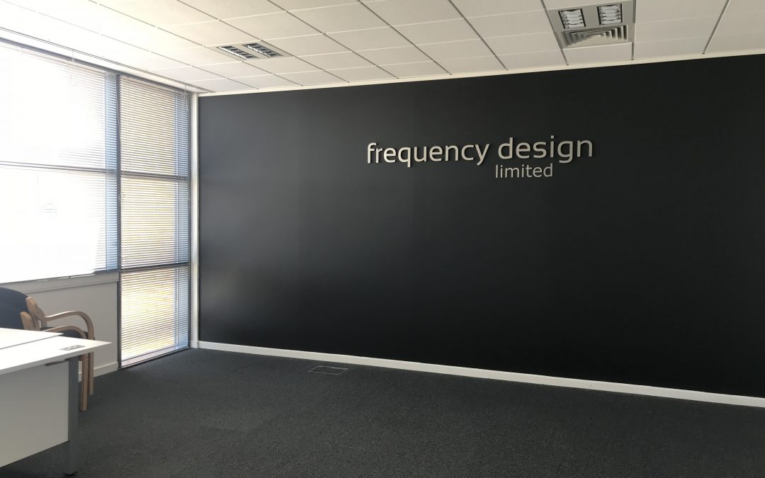 Frequency Design Moves Into New Premises